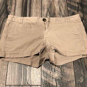Express tan Shorts!